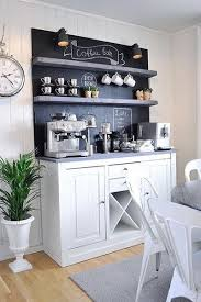 kitchen coffee bar ideas 11 genius coffee bar ideas for the kitchen kitchen coffee bars