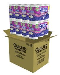 Best Sheet Brands On Amazon Amazon Com Quilted Northern Ultra Plush Bath Tissue 48 Double