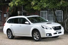 white subaru outback 2017 subaru legacy and outback 2009 car review honest john
