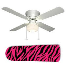 Pink Ceiling Fans by Total Fab Ceiling Fans With Lights For Little U0026 Teen Girls U0027 Rooms