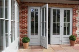 Triple Glazed Patio Doors Uk by Triple Glazed Timber Windows U0026 Doors For Cotswold Extension Green