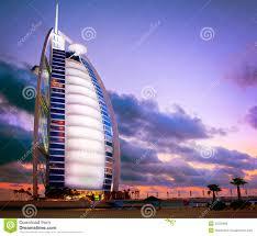 dubai burj al arab hotel stock photography image 22235902