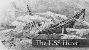 the uss huron youtube