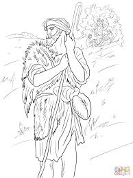the prophet amos coloring page free printable coloring pages