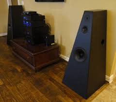 best mid range speakers home theater quarter wavelength loudspeaker design gallery