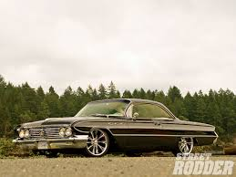 Buick Muscle Cars - 1961 buick lasabre rod network