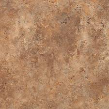 Groutable Vinyl Floor Tiles by Shop Shaw Wyndham 16 Piece 16 In X 16 In Groutable Copper Penny