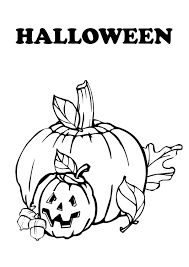 Free Halloween Coloring Page by Halloween Coloring Pages