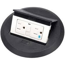 dct v28 pb pop up type floor sockets with 2 mini socket id 7153992