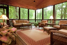 Screened In Patio Ideas Pictures Of Screened In Porches Designs Ideas Plans Pho