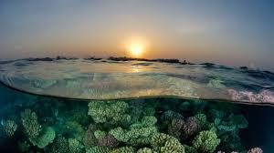 cloudy world wallpapers oceans emerald cloudy ocean clear beach waves sand blue sky rocks