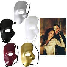 Halloween Costumes Phantom Opera Phantom Opera Costume Masks Ebay