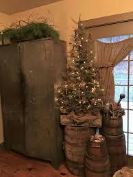 primitive christmas tree primitive christmas decor christmas design