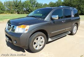 nissan armada for sale cars com 2010 nissan armada suv item db4052 sold august 16 vehic