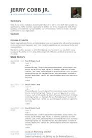 desk clerk sample resume hotel front desk clerk resume the resume