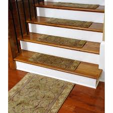Stairs With Open Risers by Rug Non Skid Stair Treads Rubber Mats With Holes Carpet Stair