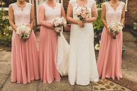 after six bridesmaid dresses vintage budget friendly diy wedding with rosetta