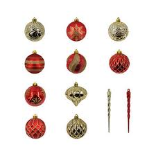 Christmas Ornaments Clearance Wholesale by Berkley Jensen Shatterproof Ornaments 100 Ct Assorted Bj U0027s