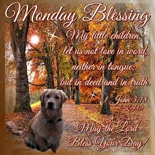 morning everyone happy monday i pray that you a safe