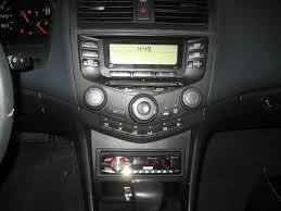 2003 honda accord dash suburban auto radio