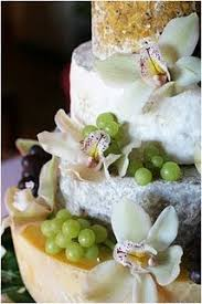 wedding cake made of cheese sugar and spice a wedding cheese cake