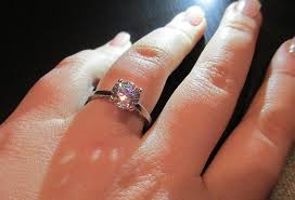size 6 engagement ring post your 1 5 carat center cut with ring size