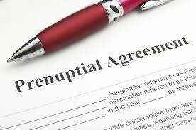 what include in a prenuptial agreement fernandez u0026 karney