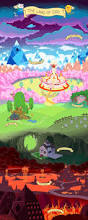 Pokemon X And Y Map 32 Best Adventure Time Gifts Images On Pinterest Finn Jake