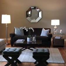 living rooms sherwin williams balanced beige chocolate brown