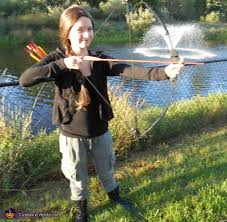 katniss costume the hunger katniss everdeen costume