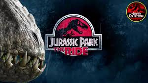jurassic park the ride jurassic world the park is open 2015