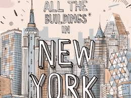 artist draws all the buildings in nyc business insider