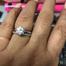 helzberg black friday 1 4 ct tw diamond band in 14k white gold 1965781 helzberg