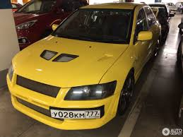 mitsubishi yellow mitsubishi lancer evolution vii 23 november 2017 autogespot