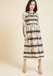 midi dress folklore has it midi dress modcloth