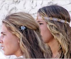hippie hair accessories 30 splendid hippie hairstyles slodive