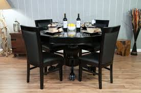 poker game table set chair engaging hillsdale harding game table set raw and chairs
