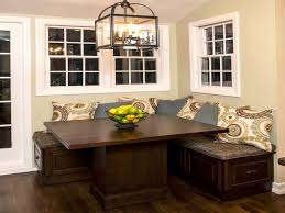 Kitchen Table With Storage Corner Kitchen Table With Bench U2013 Home Design And Decorating