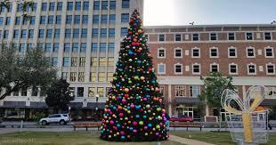 celebration of lights el paso tree lighting this weekend