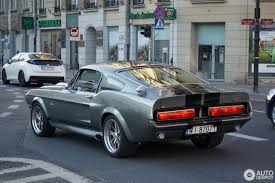 mustange shelby ford mustang shelby g t 500e eleanor 18 may 2017 autogespot