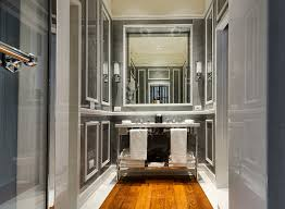 Jk Interior Design by Wish We Were Here J K Place Roma White Marble Bathrooms