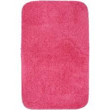 Walmart Bathroom Rugs Mainstays Basic Bath Rug Solid Walmart