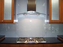 Contemporary Backsplash Ideas For Kitchens Also We Used Tempered Glass For Our Backsplash This Color