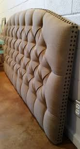 king upholstered headboard with nailhead trim 396 best the tufted frog images on pinterest custom wall wall