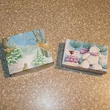 diy recycled christmas card houses a tutorial putz houses