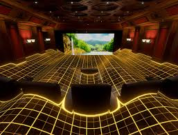 The Absolute Coolest Thing At CEDIA  Virtual Reality To Help - Home theater stage design