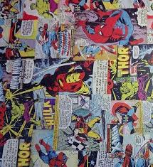 marvel wrapping paper marvel comics retro gift wrap wrapping paper 4m x 69cm