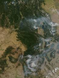 Wild Fires In Idaho And Montana by Fires In Montana And Idaho Natural Hazards