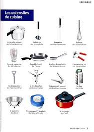 vocabulaire des ustensiles de cuisine outils de cuisine collection et les ustensiles de cuisine