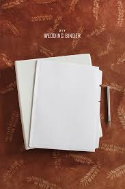 wedding binder diy wedding binder with free printables almost makes